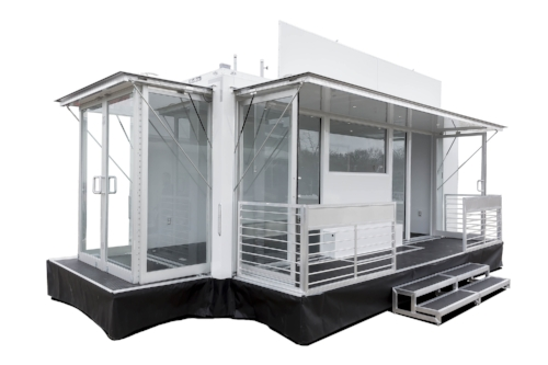 BizBox 2.0 - $96,950 Fully loaded with on-board generator, gas tank, remote start and more