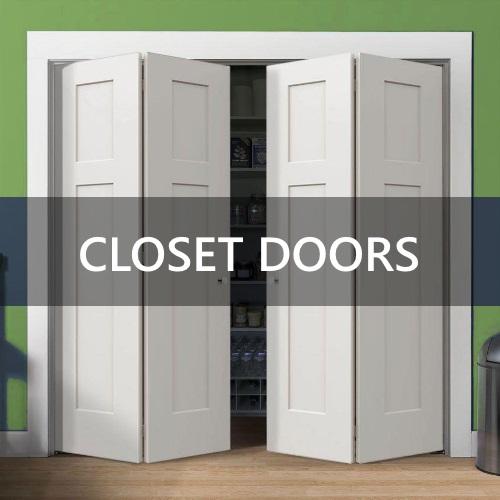 Closet Door Block