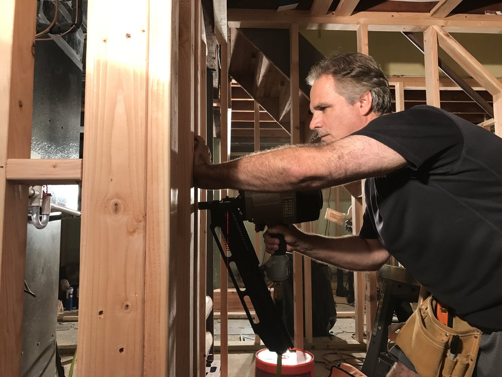 Quality Craftsmanship - Feel secure knowing the owner is leading every job guaranteeing quality results
