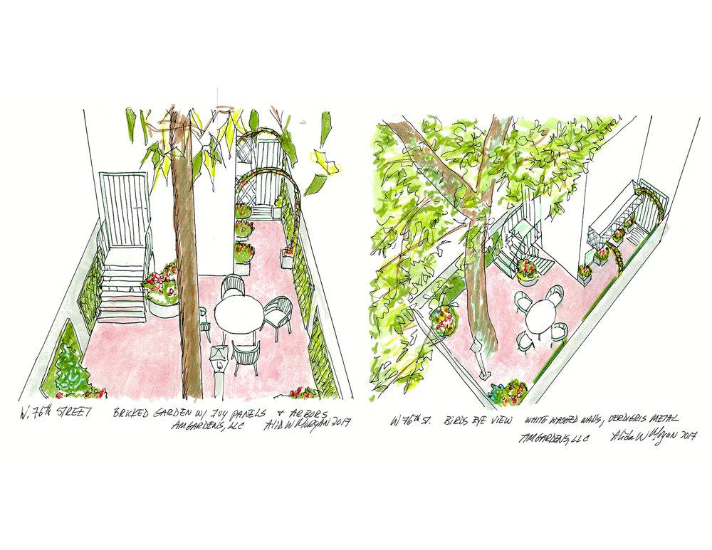 West 76th Street Garden