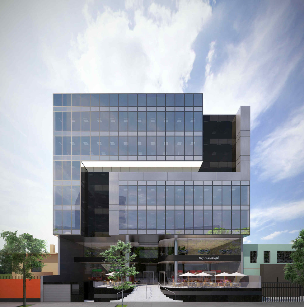 edificio de oficinas en alquiler miraflores