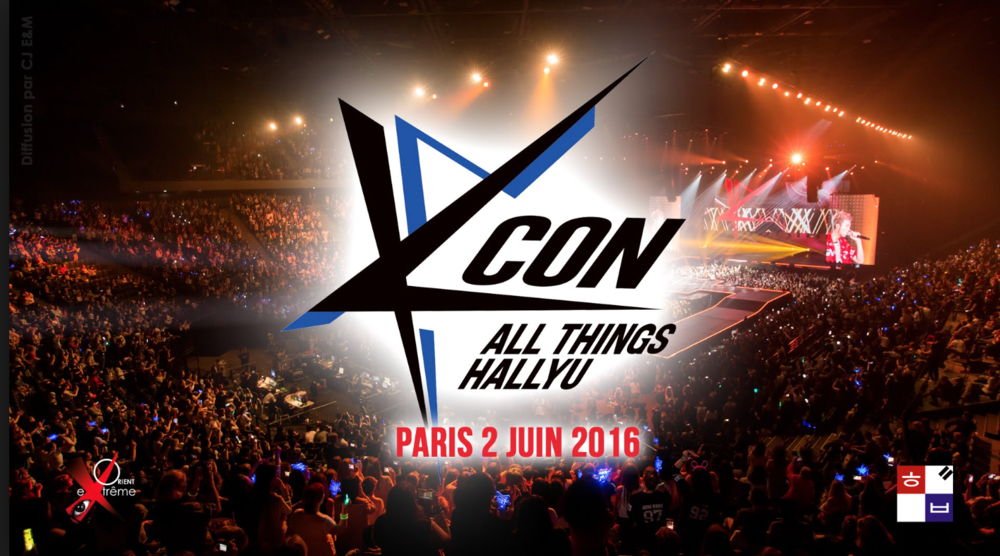 Kcon Paris June 2016