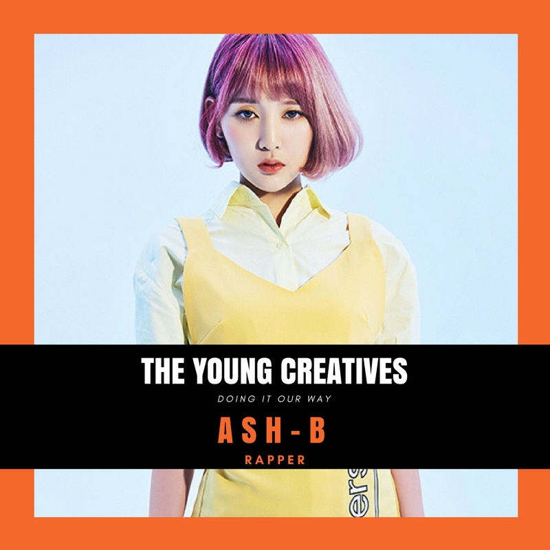 - Name: Yoonjeong Joo (Ash-B) Age: 24 years old (born in 1993)City: Seocho-dong, Seoul
