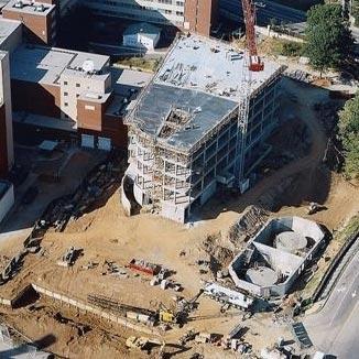 CDC Building 20 & Underground Fuel Storage Vault