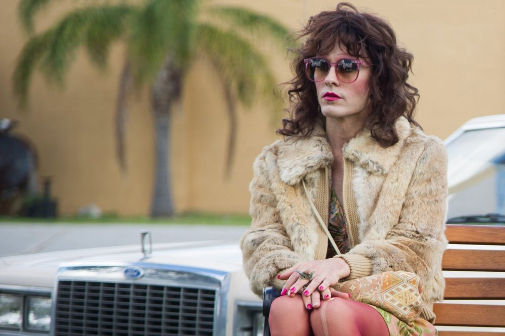 Jared Leto in  Dallas Buyers Club  (2013) Anne Marie Fox © Focus Features, LLC