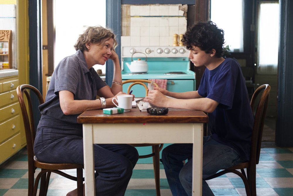 Annette Benning and Lucas Jade Zumann in  20th Century Women  © 2016 A24
