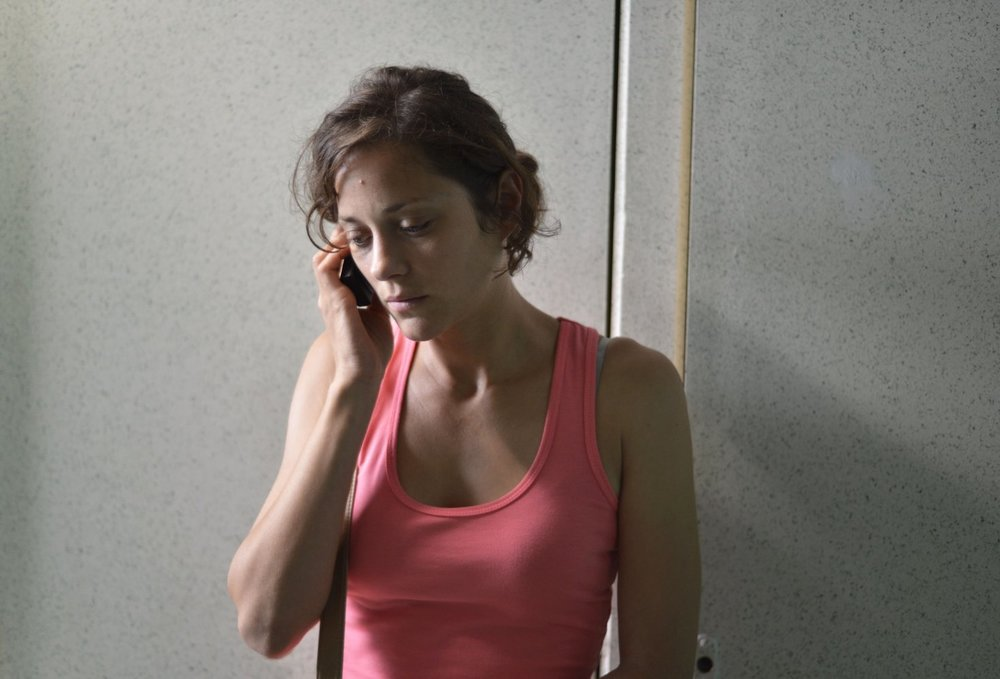 Marion Cotillard in  Deux jours, une nuit  © 2014 IFC Films