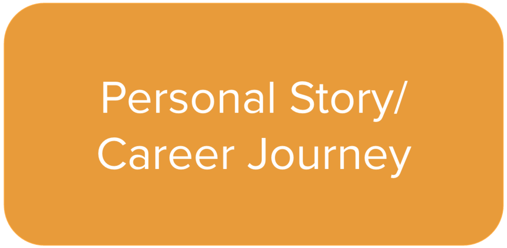 - Dedicated time to cultivate your personal career narrative from a place of strength and values.