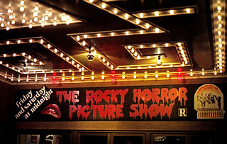 Photo courtesy of Wikimedia Commons The Rocky Horror Picture Show has often been featured at the Tower Theaters in the Village Commons.