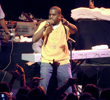 Kanye West (2004) -
