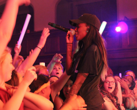Angel Haze (2015) -