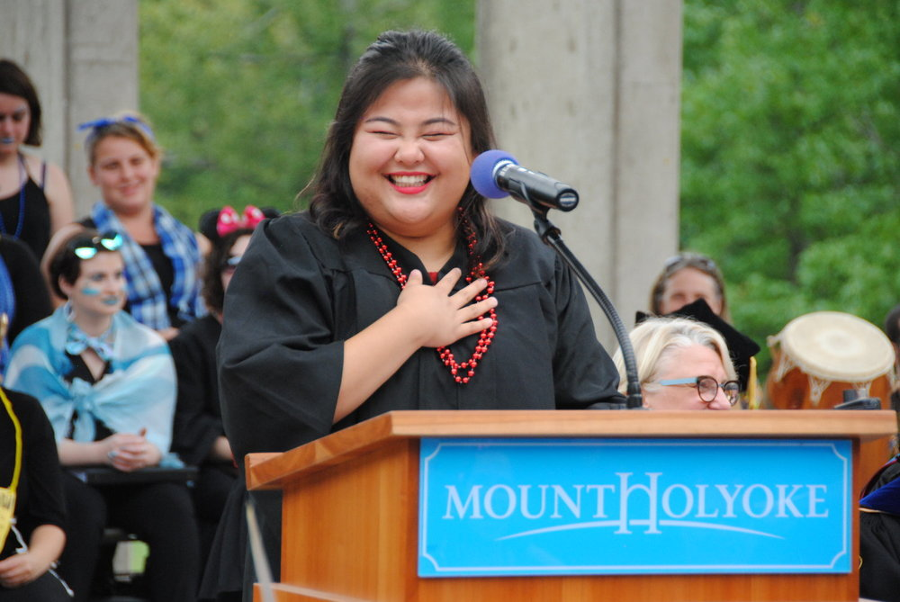 """YOU BELONG HERE."": SPEAKERS WELCOME NEW AND RETURNING STUDENTS AT CONVOCATION CEREMONY"
