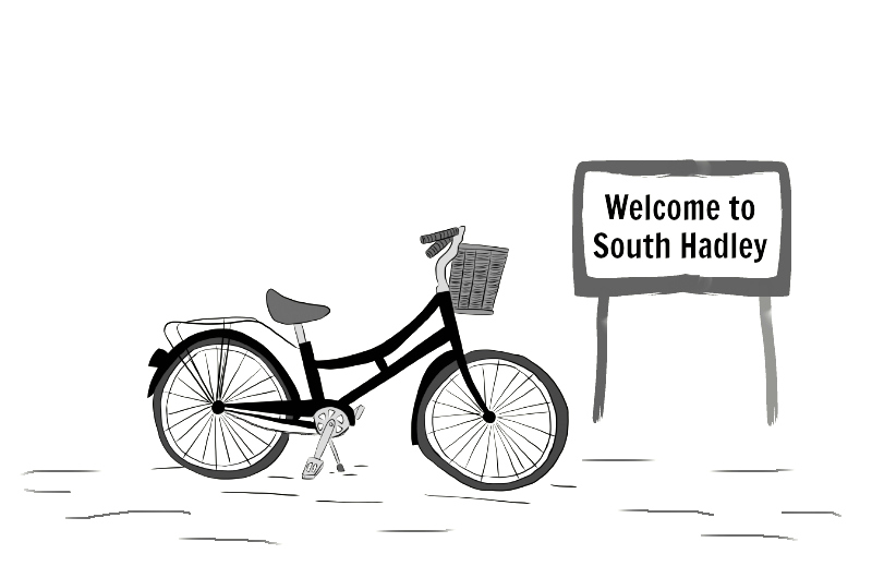 Graphic by Penelope Taylor '20 The town of South Hadley is applying for a grant from MassDOT that would fund local infrastructure projects.