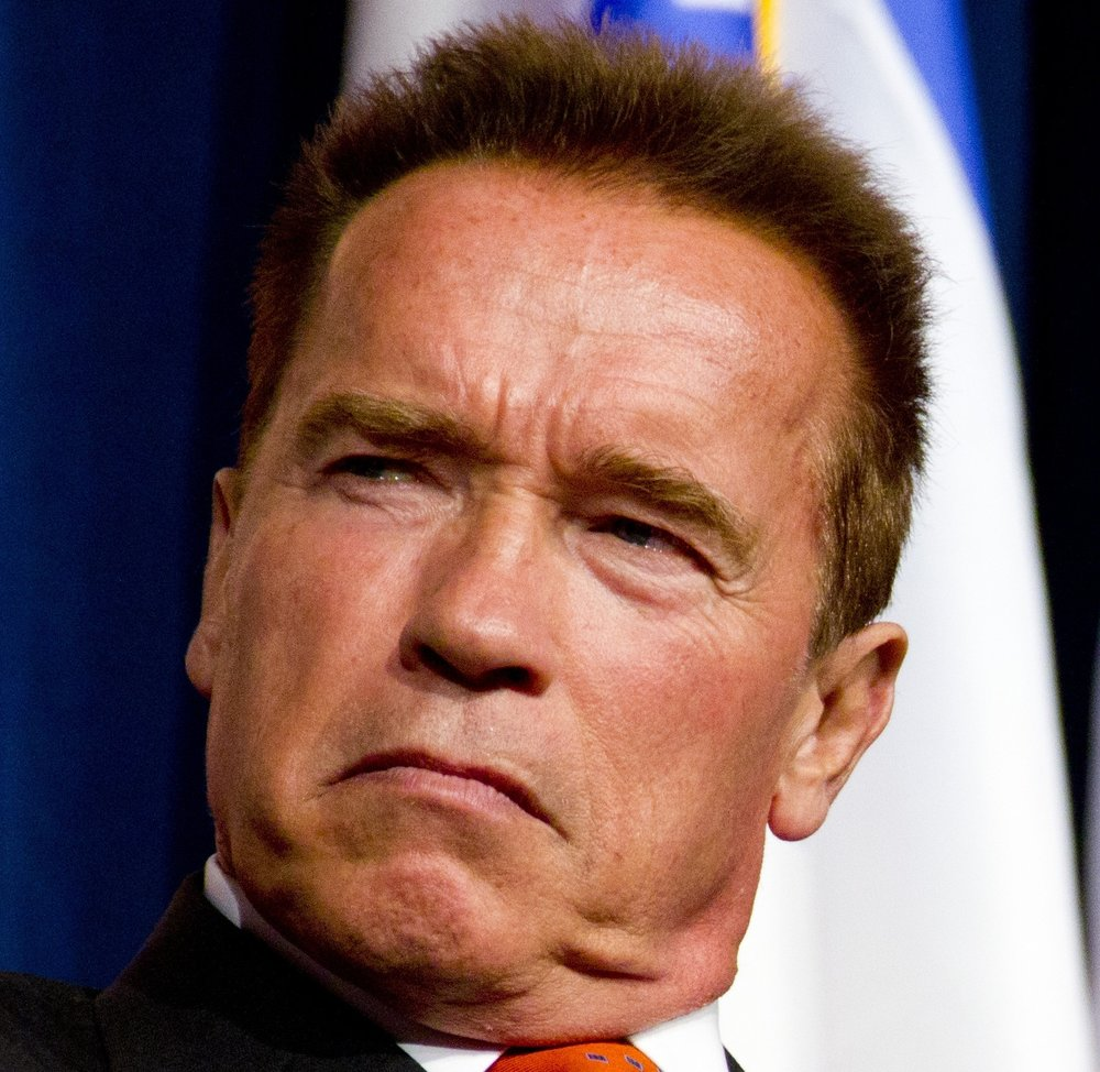 Arnold - Schwartzenager