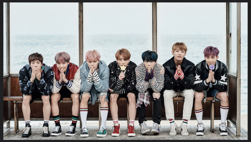 "Photo Courtesy of Flickr  K-pop group BTS' new EP""Love Yourself: Her"" was released Sept. 18. The EP's use of electro hip-hop is a departure from the group's original sound."