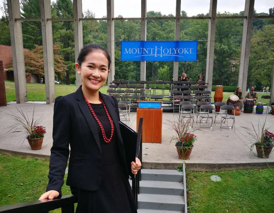Photo Courtesy of Anran Wang '19