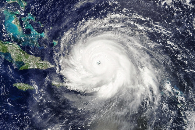 Photo courtesy of Flickr Hurricane Irma blasted through the Caribbean Islands beginning on Spet. 6 before continuing on to areas of Florida.