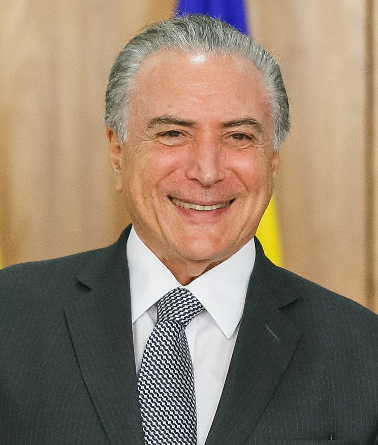 Photo courtesy of Wikimedia Commons Brazil's president, Michel Temer, has successfully avoided yet another corruption prosecution.