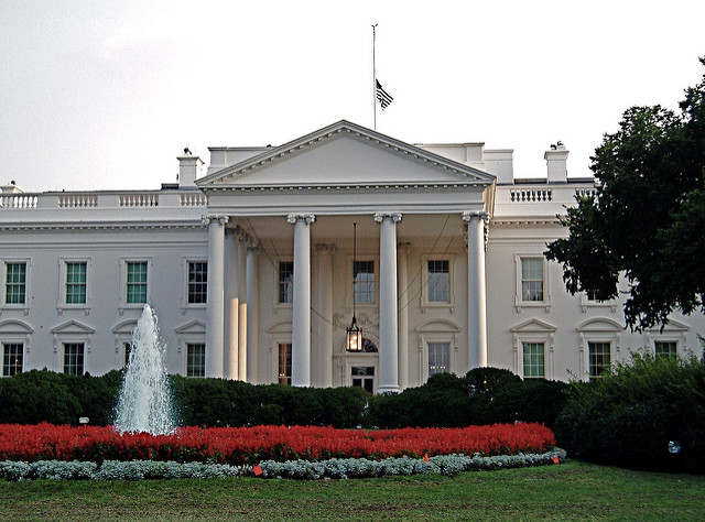 Photo courtesy of Flickr  The White House in Washington, D.C. where many of the nation's bureaucrats are employed. Despite President Trump and the GOP's poor governing, many bureaucrats work tirelessly to keep the United States afloat.