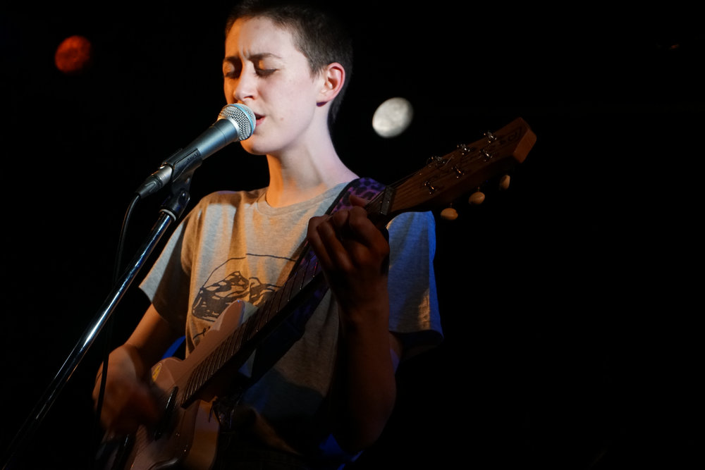 """Photo Courtesy of Flickr  Lead singer and songwriter of Frankie Cosmos, Greta Kline, wrote tracks for the group's new album, """"Vessel."""" The album was released on March 30."""