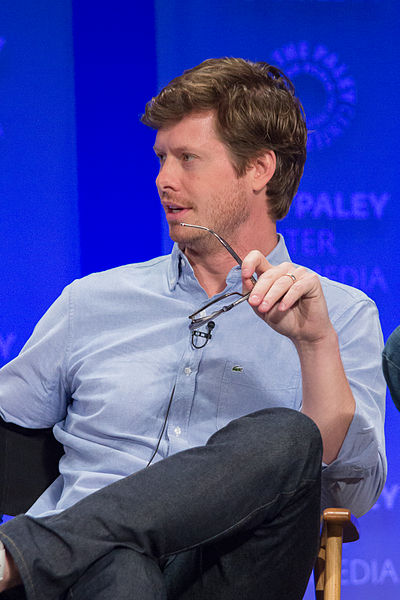 "Photo courtesy of Wikimedia Commons   Anders Holm stars in ""Game Over, Man!"" on Netflix."