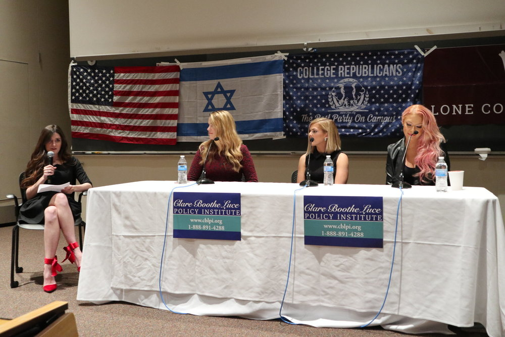 CONSERVATIVE WOMEN'S SUMMIT SPARKS CAMPUS DIALOGUE