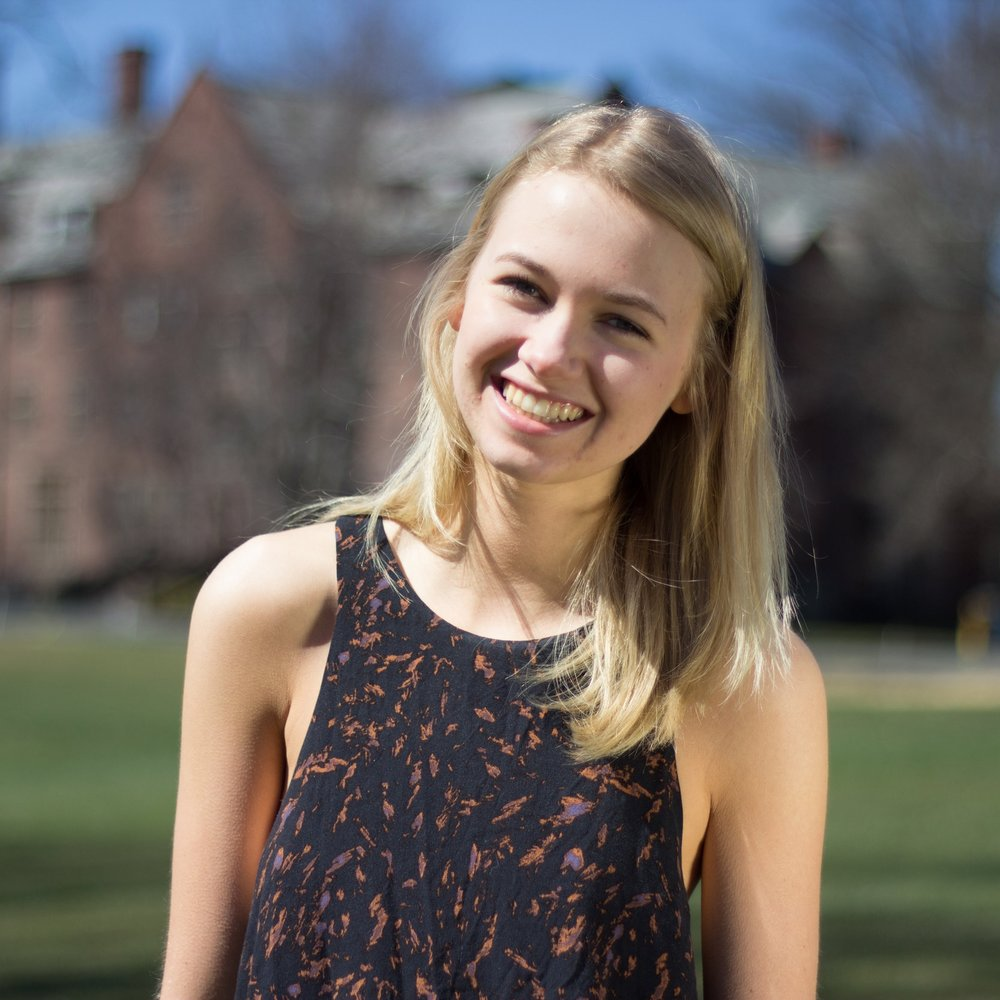 Carrie Clowers '18 - Graphics Editor
