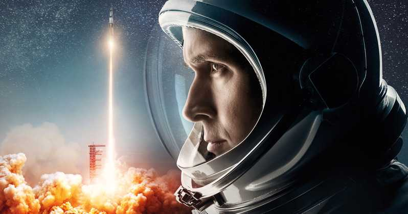 "Photo courtesy of Flickr   Ryan Gosling is Neil Armstrong in ""First Man"" biopic"