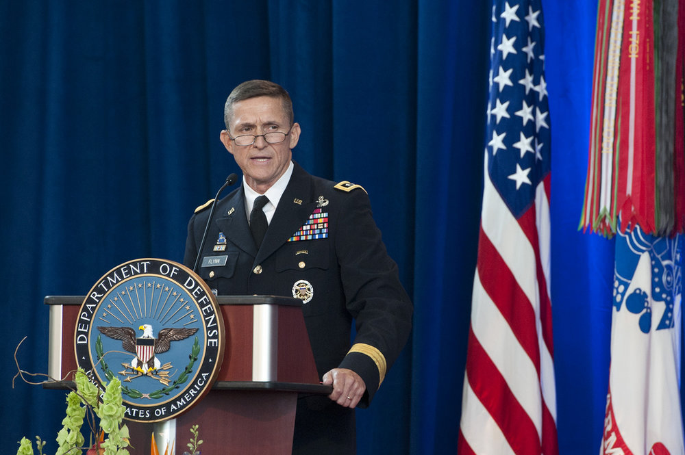 Photo courtesy of Flickr Former National Security Advisor Michael Flynn was implicated in the report.