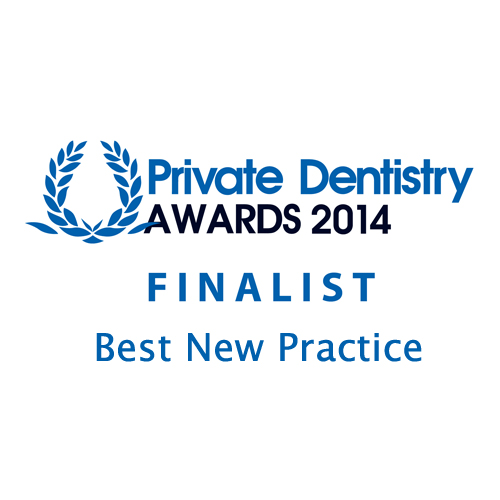 Best New Dental Practice Award tooth dental surgery and hygienist in Waterloo