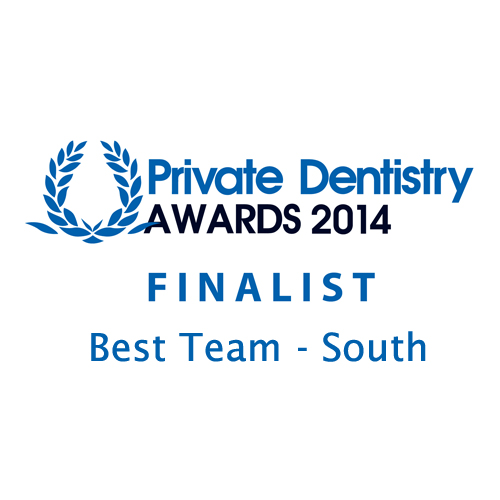 Best Dental Team Award tooth dental surgery and hygienist in Waterloo