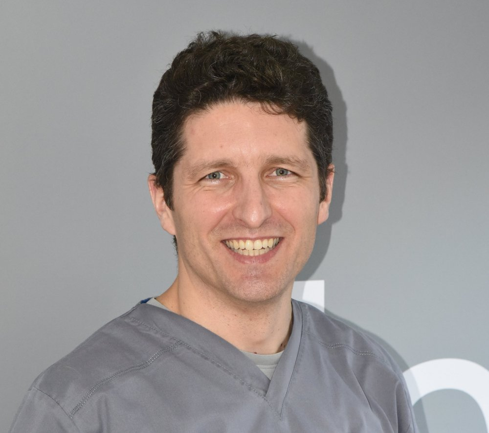 Dr. Eleftherios Martinis, Implant Clinicial at tooth