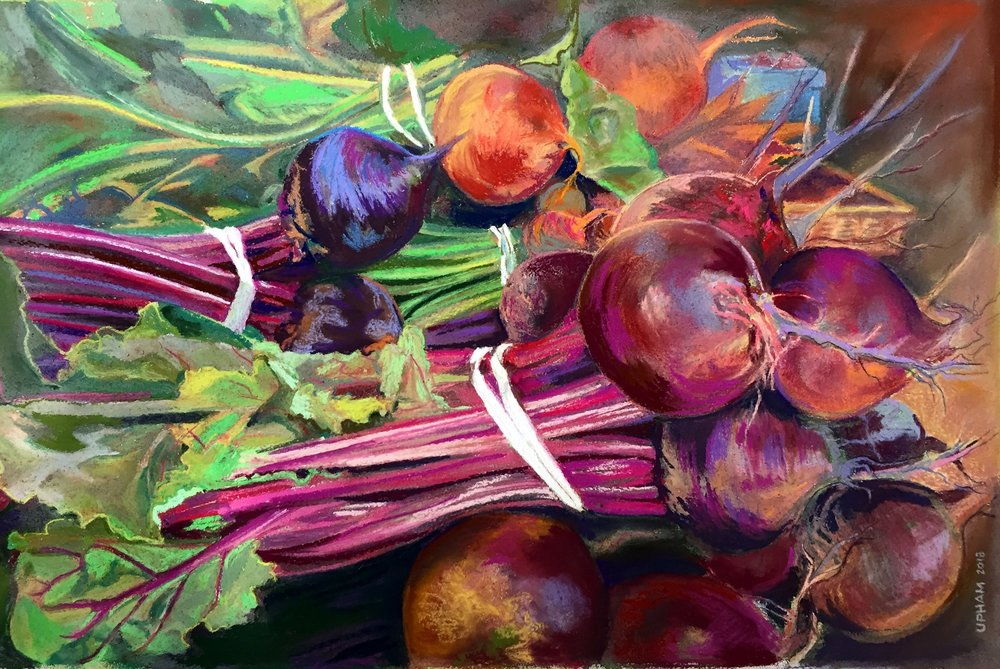 Banded Beets (Valerie Upham)