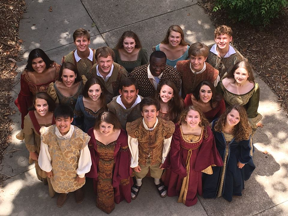 Grimsley High Madrigal Singers