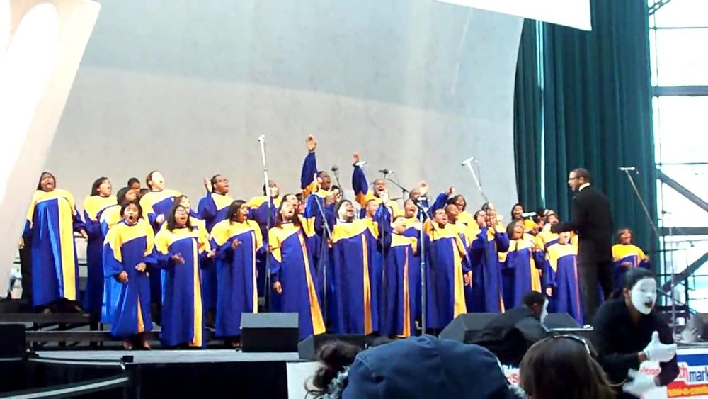 NC A&T State University - GOspel CHoir