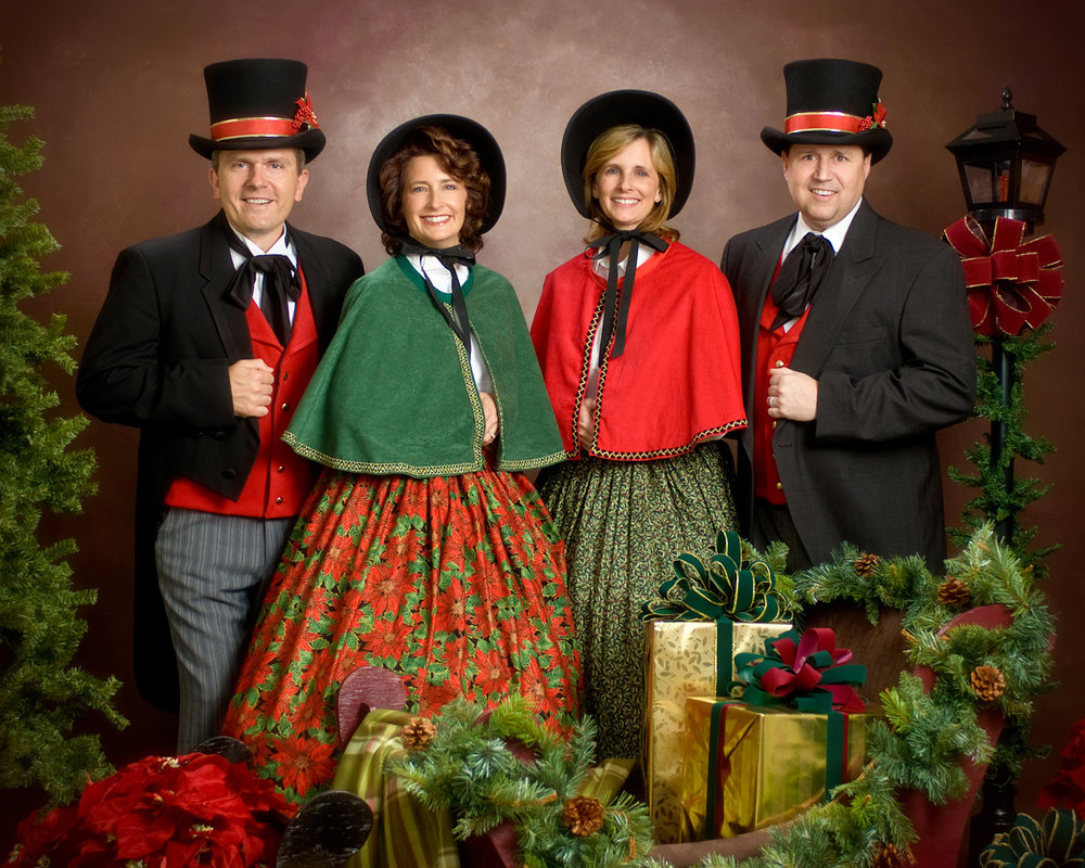 Season's Best carolers