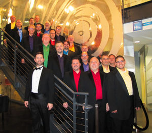 Triad price men's chorus
