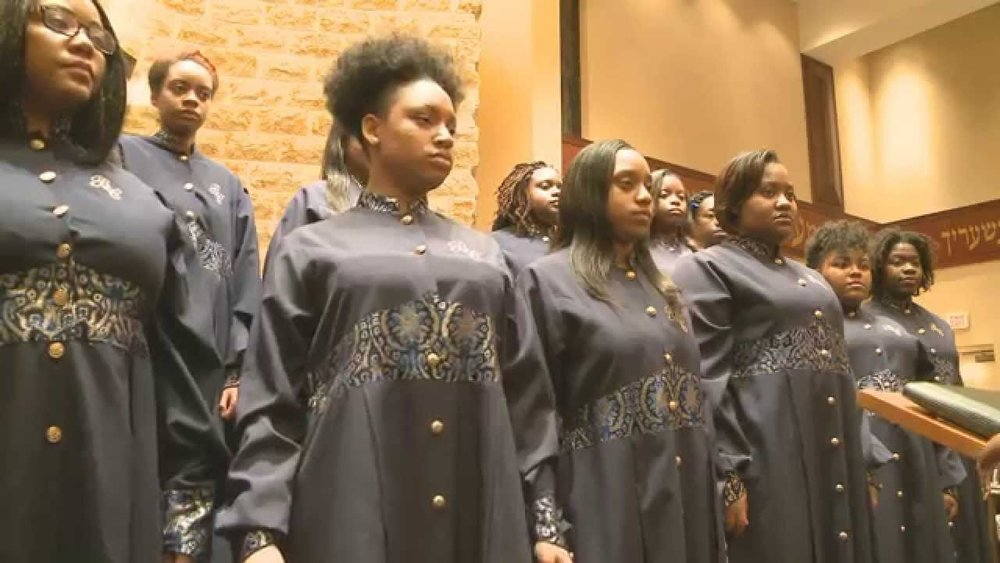 Bennett College Choir