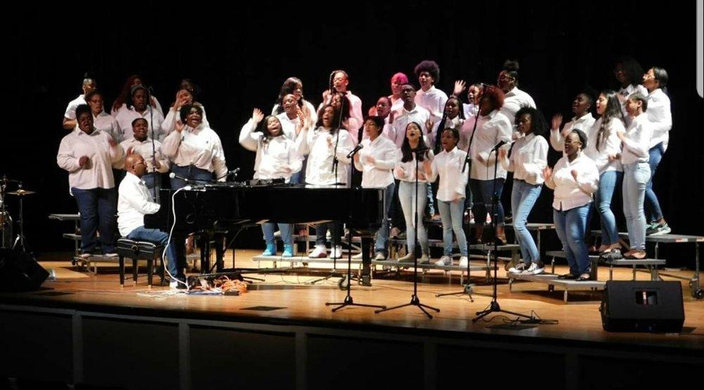 Dudley Choir
