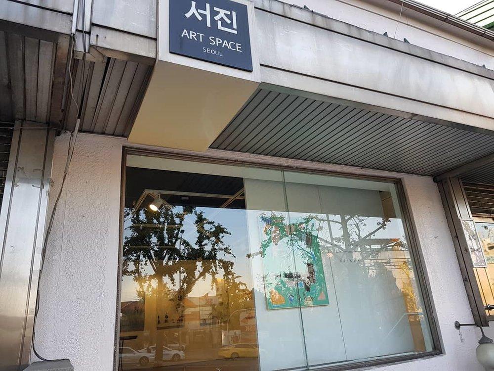 at Seojin Art Space November 2018