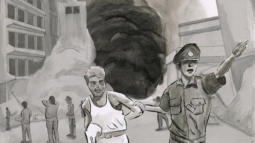 The Central Bank Bombing