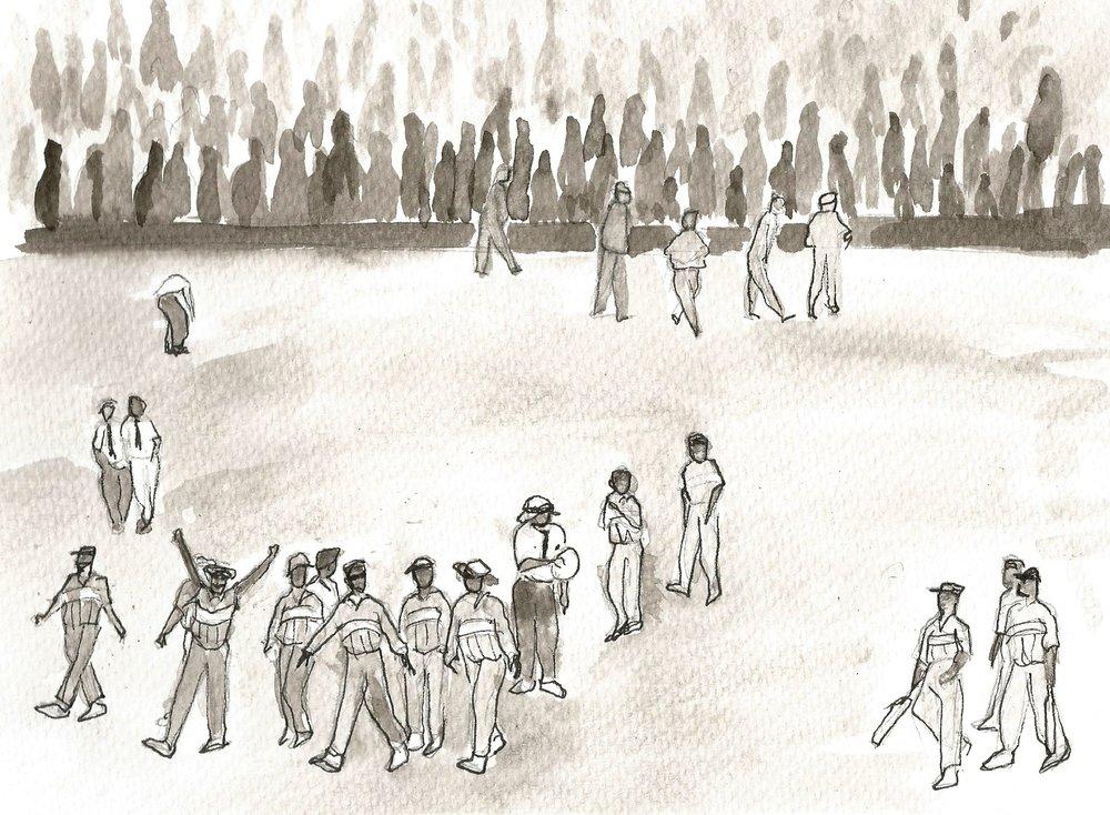 illustration by Delaney Kuric