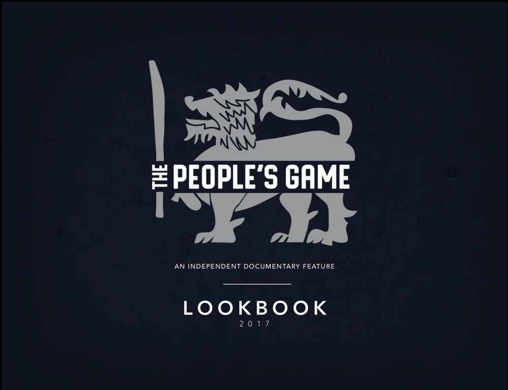 The People's Game Lookbook | 2017