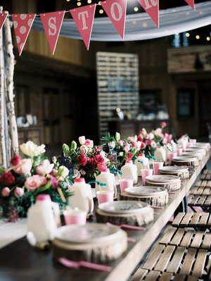 Camp Storey 5th Birthday Party Ashley Nicole Events