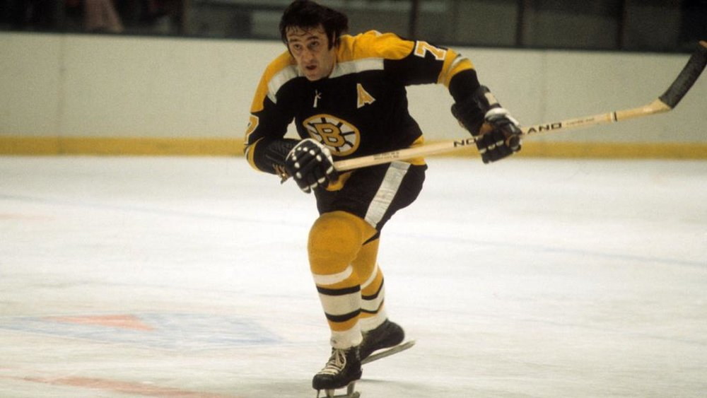 Phil Esposito  11:30am - 12:30pm