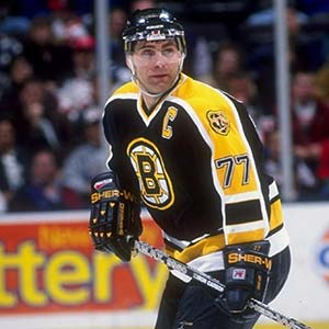 Ray Bourque 10am - 11am