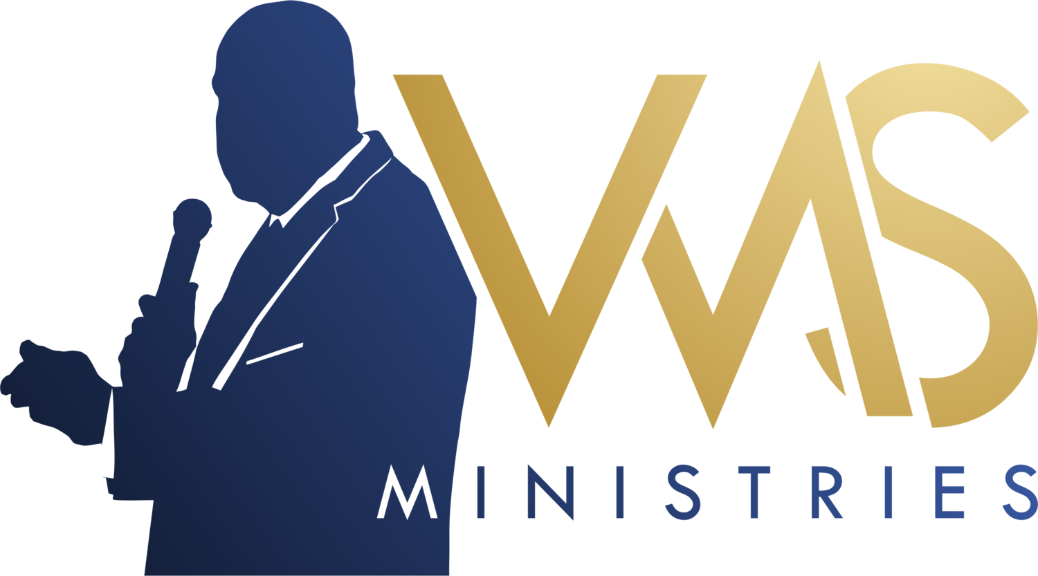 VICTOR M. SANABRIA MINISTRIES