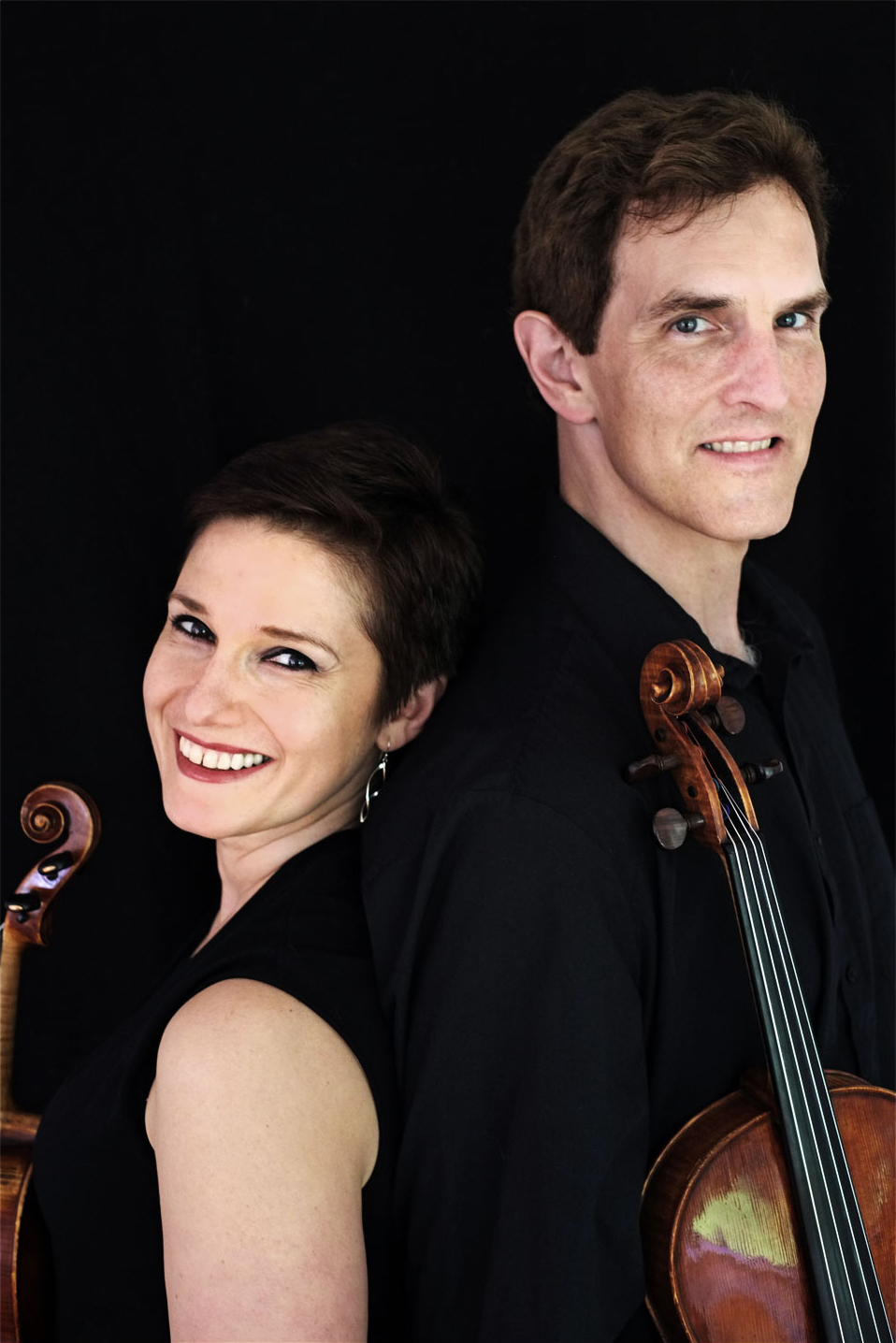 Taconic Music co-founders and Artistic Directors, Joana Genova and Ariel Rudiakov, established the organization in the fall of 2016.  Meet Joana and Ari