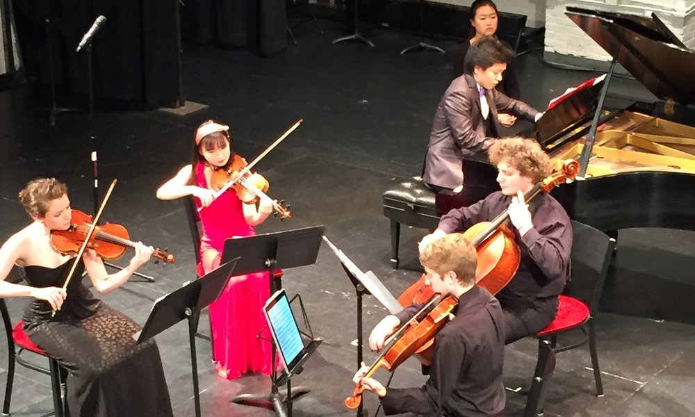 NEXTGEN CONCERTS - Performed by participants in our Chamber Music IntensiveSUNDAYS at 4 pmJuly 1 and 15Riley Center for the Arts at Burr and Burton Academy143 Seminary Avenue, Manchester, VermontSuggested Donation: Adults $10 at the door;Students and children free.Learn more
