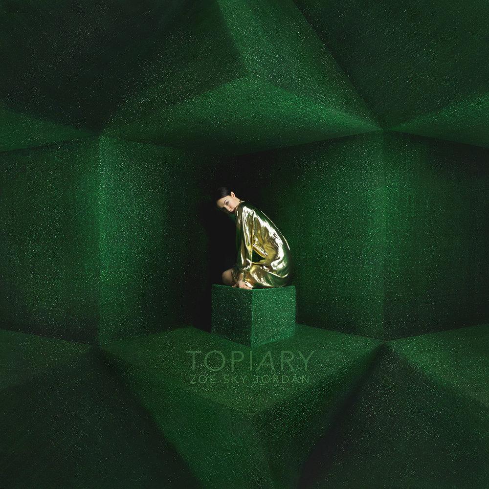 Pre-order TOPIARY on vinyl